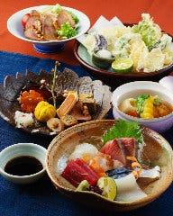 日本料理 魁
