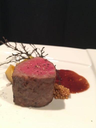 肉と葡萄 信玄食道  メニューの画像