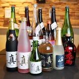 【お酒】 オリジナル日本酒&焼酎をはじめ種類も豊富です◎