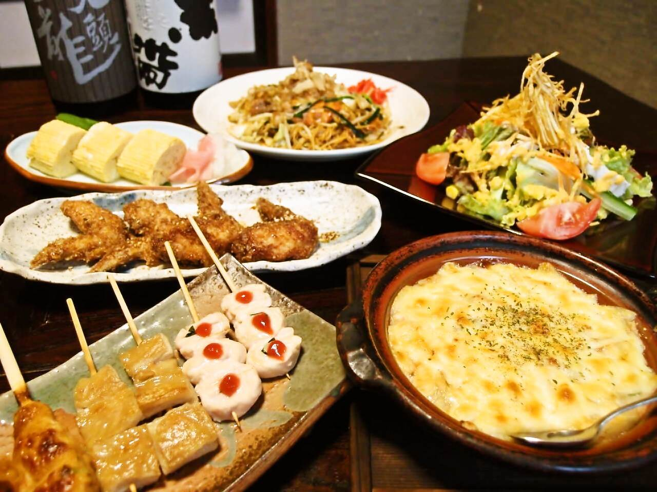 やきとりと魚料理 とりあえず 神宮寺店