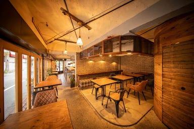 grand star cafe  店内の画像