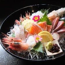 瀬戸内の活魚料理