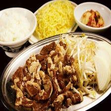 ラム肉含む2種ジンギスカン食べ放題(2名様以上・90分) 3500円 税込 各種ご宴会に!!