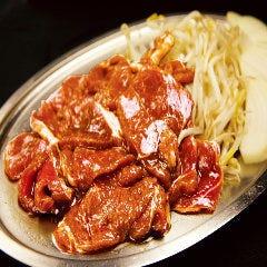 特上ラム肉