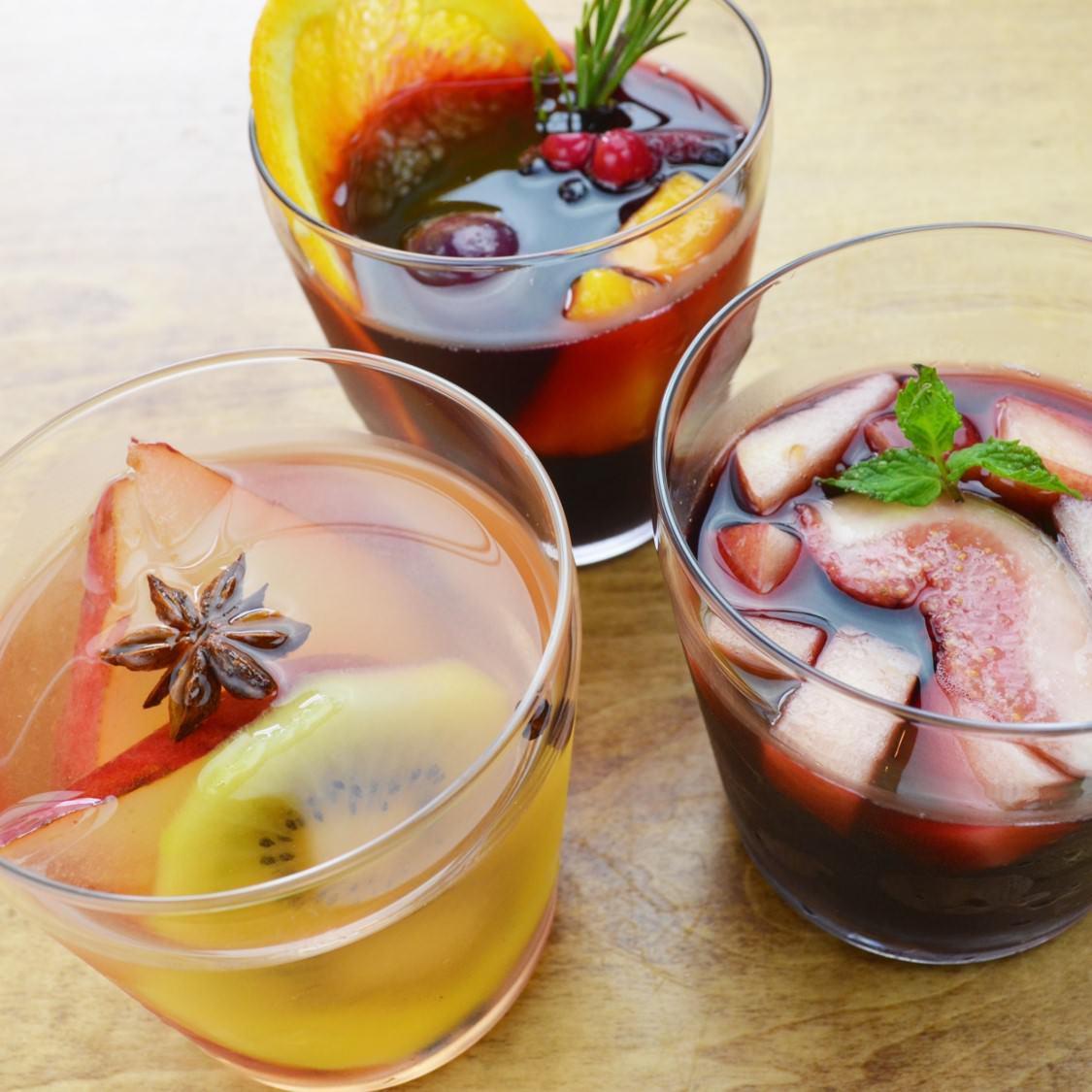 ◆和・洋酒問わず豊富にご用意◎