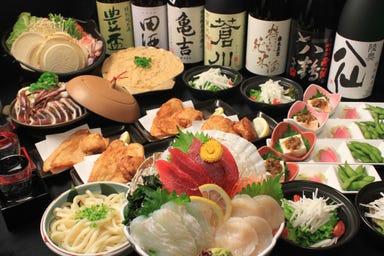 海鮮酒房 壱乃助  コースの画像