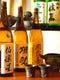 全国より厳選した【地酒】【焼酎】【梅酒】生ビールは¥390