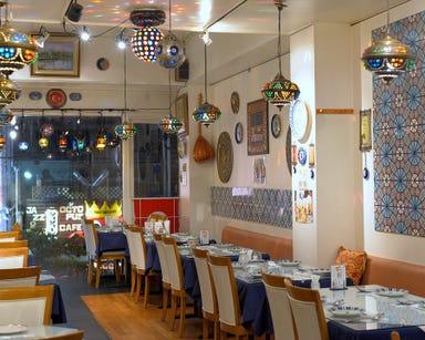 トルコ料理 NazaR(ナザール) 心斎橋本店 店内の画像