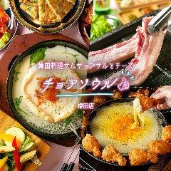 韓国料理サムギョプサルとチーズ チョアソウル梅田店