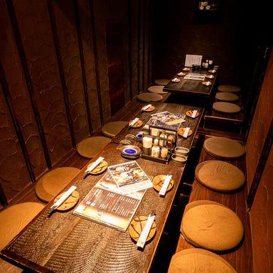 古民家風 宴会居酒屋 升屋 神保町店 店内の画像
