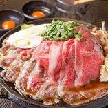 てっぱん牛すき焼き鍋