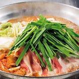 九州産豚のキムチ鍋