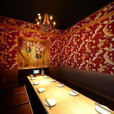 個室と海の台所 虎魚(おこぜ) 刈谷店 こだわりの画像