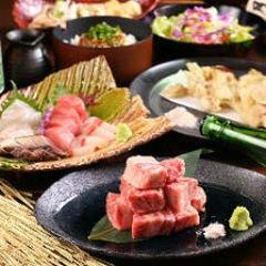 個室と海の台所 虎魚(おこぜ) 刈谷店 コースの画像