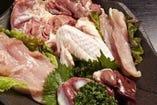 ◆当店自慢のみやざき地頭鶏◆ 鮮度の良さを是非ご賞味ください