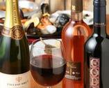 ワインに合うお料理 多数ご用意しています
