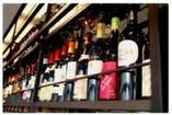 ワインリストからお好きなワインを お選びください