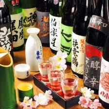地酒フェアー開催中!!