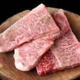 石窯炭焼国産黒毛和牛A4 サーロインステーキ