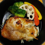 【New!】チキングリルステーキ