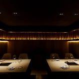 テーブル個室【6名様~8名様×1部屋】大切な方のおもてなしに格別のひと時を約束