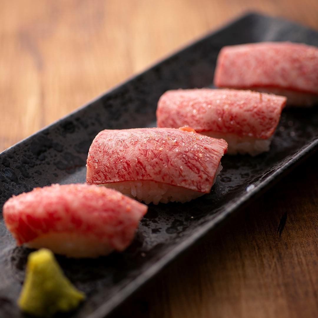 近隣企業様限定!兵庫うまいもんコース+肉寿司プレゼント★