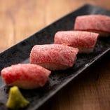 【A5ランク神戸牛】肉寿司