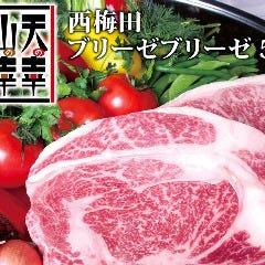 和食個室 天の幸山の幸 西梅田ブリーゼブリーゼ店