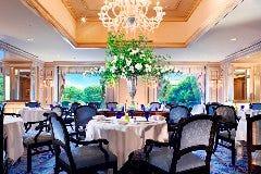 イタリア料理 「イル・テアトロ」/ホテル椿山荘東京