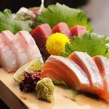 ■鮮魚お造り■