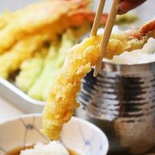 魚介類天ぷらイロイロ~