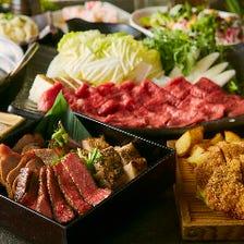 バラエティ豊かな肉料理の数々!