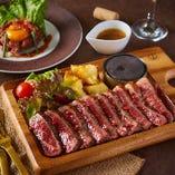 【成田×肉】 熟成肉を使用し、創り上げるお料理は絶品◎