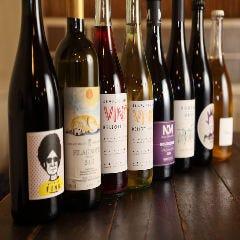 造り手の想いと個性が反映されたナチュラルワイン♪