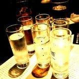 各ご宴会にシャンパン&テキーラ&200種類の飲み物飲み放題♪