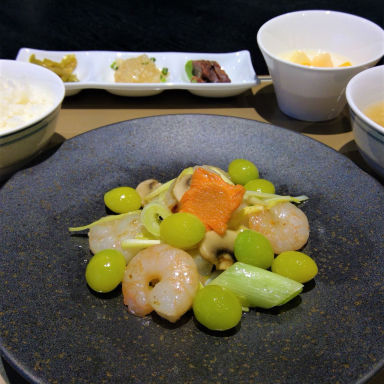 ダイヤモンドホテル 中国料理 金剛飯店 メニューの画像