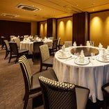 接待や会合にも最適な個室を3部屋ご用意