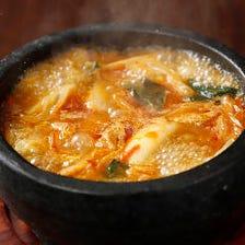 石鍋麻辣水餃子