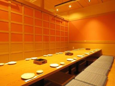 海賊料理と牡蠣の店 村上海賊 エキエ広島店 店内の画像