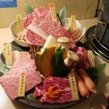 【炭火×食べ放題】