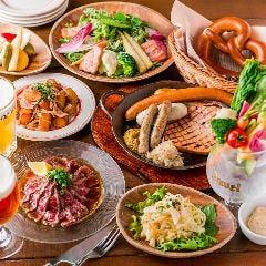 ドイツビアレストラン Toranomon HOP 虎ノ門ヒルズ