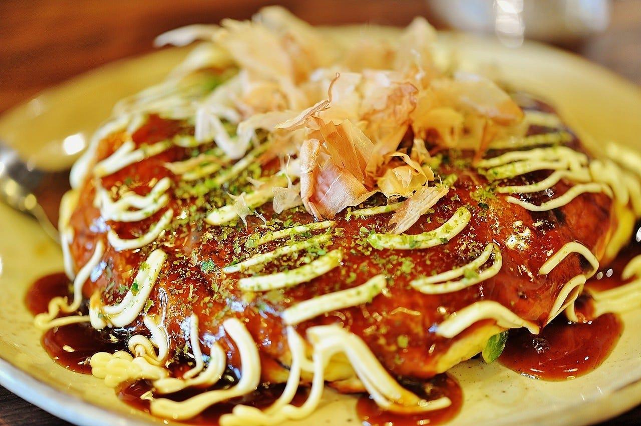 ◆充実の一品料理◎鉄板お好み焼き♪