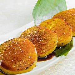 山芋の九州醤油焼き
