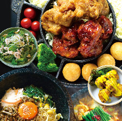サムギョプサル 韓国料理 李朝園 江坂店
