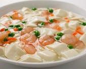 海老豆腐うま煮