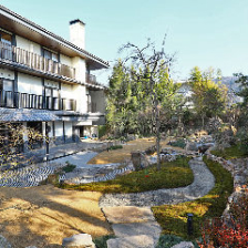 伝統と革新を織り交ぜた日本庭園