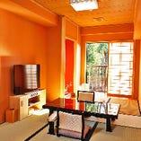 《2・3階宿泊用個室》ご接待・ご宴会に お食事のみでのご利用も可能です (18部屋)