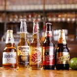 メキシコと言えばビールビールテキーラ♪