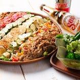 メキシコは野菜料理もいっぱい♪