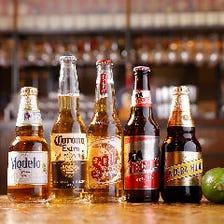 メキシコの人気ビールが勢ぞろい!